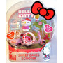 Hello Kitty Scooter Dulces Tortas Jugueteria Bunny Toys