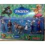 Playset 6 Muñecos Para Torta O Jugar De Disney Frozen