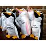 Muñecos Pinguinos Kirchneristas Gracias Nestor Y Cristina