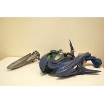 Moto De Agua Max Steel Sharkruiser De Mattel Para El Agua