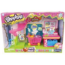 Educando Shopkins Mini Supermercado Nenas Tv