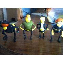 6 Muñecos De Mcdonals