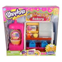 Stand De Panadería+2 Shopkins Exclusivos Bolsas