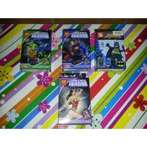 Minifiguras Heroes De Dc Comics