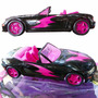 Auto Coche Roadster Muñecas Monster High Barbie Casa Valente