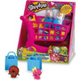 Shopkins Carrito De Compras+2 Shopkins Exclusivos Bolsas Tv