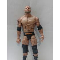 Wwe Elite Batista + Otra Figura A Eleccion Abierto Mattel