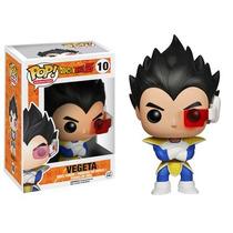Funko Pop Dragon Ball Z Vegeta Original N10
