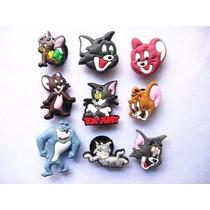 Tom Y Jerry Looney Tunes Jibbitz Pins Crocs. Usa 4 X $120