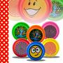 Yoyo Colores Surtidos Souvenir Infantil Varios Motivos X10u
