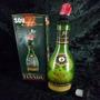 Botella Con Calavera