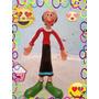 Muñeco De Goma Olivia Popeye
