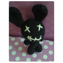 Conejo Tejido A Crochet (ganchillo) - Técnica: Amigurumi