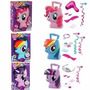 Valija Cartera Peppa Pig -mi Pequeño Pony My Little Pony