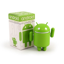 Andru Robot Android, Figura De 7.62 Cms.