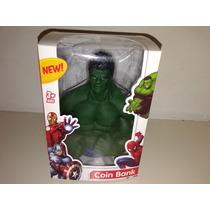 Alcancia Increible Hulk En Caja