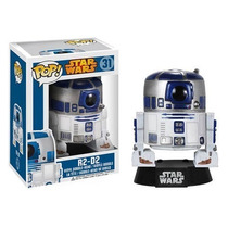 R2-d2 Bobble Head Funko Pop 31 Star Wars Vinyl Figura