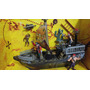 Barco Pirata Con Figuras Y Accesorios Grande