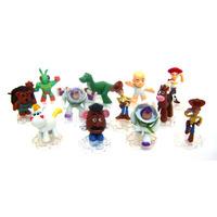 Set X 12 Figuras Toy Story Para Adorno O Jugar