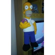 Homero Simpsons Crochet