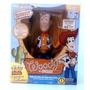 Toy Story Sheriff Woody Interactivo. Zona Sur.