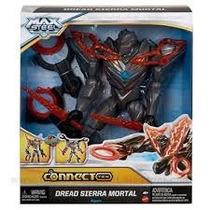 Max Steel Dread Sierra Mortal Entregas Gratis En Caba
