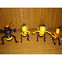 Muñecos De Coleccion Mcdonald`s Bee Movie