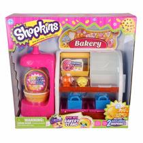 Shopkins Panaderia Con 2 Figuras Exclusivas 2 Bolsas