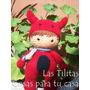Amigurumi Muñeca Diablita Tejidas Crochet