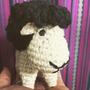 Oveja A Crochet Lucas - Elida A Tejer
