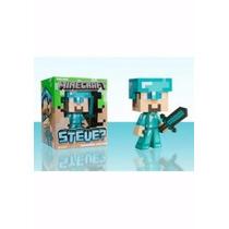 Minecraft Steve + Creeper, Juguetes Luminosos