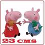 Peppa Pig Peluche 23 Cm La Cerdita Chanchita Pepa