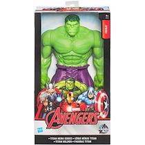 Hulk Avengers Titan Hero Serie Orig Imp Usa En Caja V.crespo