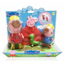 Peppa Pig Y George Manchas Mágicas Mejor Precio!!
