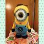 Minions Crochet Amigurumi Muñeco Tejido A Mano