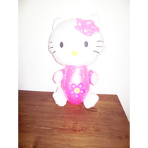 Juguete Inflable Kitty C/sonido-nuevo
