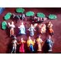 19 Figuras Navideñas Antiguas Morelia Industria Uruguaya