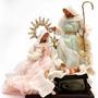Navidad 2015 ® Pesebres Navideños Importados. Maria Y Jose