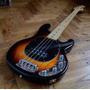 Musicman Stingray Tabacco Sunburst / Fender Ampeg Aguilar Gk