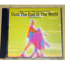 Talking Heads Until The End Of The World Soundtrack Cd Usa