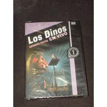 Los Dinos - Grandes Exitos En Vivo ( Dvd )