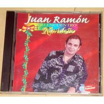 Juan Ramon Reencuentro Navideño Cd Argentino