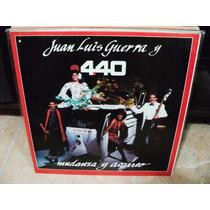 Disco Vinilo Juan Luis Guerra Y 440 - Mudanza Y Acarreo