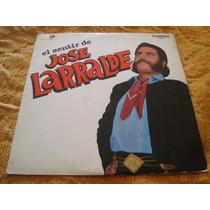 Jose Larralde - El Sentir De Jose Larralde - Vinilo Folclore