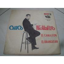 Chico Novarro - El Camaleon / El Orangutan- Vinilo Simple