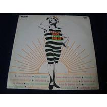 Sotano Beat A Todo Color -los Galos/manal/los Iracundos- Lp