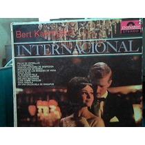 Bert Kaempfert Y Orquesta Internacional Vinilo