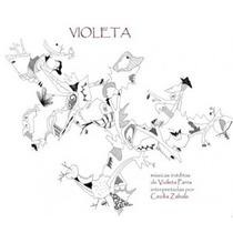 Violeta - Violeta Parra Por Cecila Zabala
