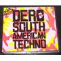 Dj Dero South American Techno Cd Triple Ed. 2005 Casi Nuevo!