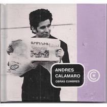 Andres Calamaro Obras Cumbres Nuevo Cerrado